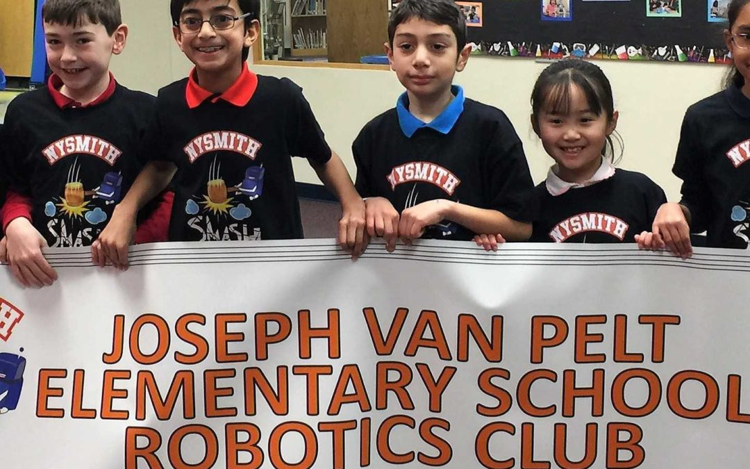 RobotsNOW Launches Crowdfunding Campaign for After-School Robotics Programs!