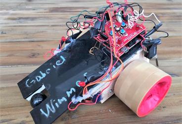 My Design & Technology Project–ROBOTICS!